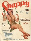Snappy Magazine (1929-1938 Lowell-Merwil-D.M. Publishing) Pulp Vol. 13 #5