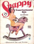 Snappy Magazine (1929-1938 Lowell-Merwil-D.M. Publishing) Pulp Vol. 13 #6