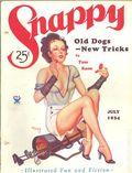 Snappy Magazine (1929-1938 Lowell-Merwil-D.M. Publishing) Pulp Vol. 13 #7