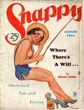 Snappy Magazine (1929-1938 Lowell-Merwil-D.M. Publishing) Pulp Vol. 13 #8