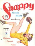 Snappy Magazine (1929-1938 Lowell-Merwil-D.M. Publishing) Pulp Vol. 13 #12