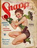 Snappy Magazine (1929-1938 Lowell-Merwil-D.M. Publishing) Pulp Vol. 14 #1