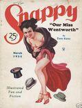 Snappy Magazine (1929-1938 Lowell-Merwil-D.M. Publishing) Pulp Vol. 14 #3