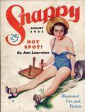 Snappy Magazine (1929-1938 Lowell-Merwil-D.M. Publishing) Pulp Vol. 14 #8