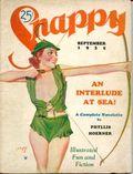 Snappy Magazine (1929-1938 Lowell-Merwil-D.M. Publishing) Pulp Vol. 14 #9