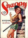 Snappy Magazine (1929-1938 Lowell-Merwil-D.M. Publishing) Pulp Vol. 14 #10