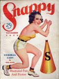 Snappy Magazine (1929-1938 Lowell-Merwil-D.M. Publishing) Pulp Vol. 14 #11