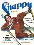 Snappy Magazine (1929-1938 Lowell-Merwil-D.M. Publishing) Pulp Vol. 15 #1