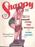 Snappy Magazine (1929-1938 Lowell-Merwil-D.M. Publishing) Pulp Vol. 15 #6