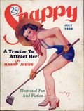 Snappy Magazine (1929-1938 Lowell-Merwil-D.M. Publishing) Pulp Vol. 15 #7