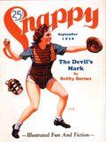 Snappy Magazine (1929-1938 Lowell-Merwil-D.M. Publishing) Pulp Vol. 15 #9
