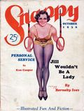 Snappy Magazine (1929-1938 Lowell-Merwil-D.M. Publishing) Pulp Vol. 15 #10