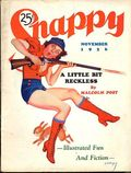 Snappy Magazine (1929-1938 Lowell-Merwil-D.M. Publishing) Pulp Vol. 15 #11