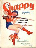 Snappy Magazine (1929-1938 Lowell-Merwil-D.M. Publishing) Pulp Vol. 15 #11