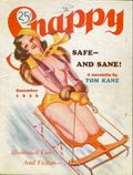 Snappy Magazine (1929-1938 Lowell-Merwil-D.M. Publishing) Pulp Vol. 15 #12