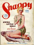 Snappy Magazine (1929-1938 Lowell-Merwil-D.M. Publishing) Pulp Vol. 16 #4