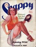 Snappy Magazine (1929-1938 Lowell-Merwil-D.M. Publishing) Pulp Vol. 16 #7