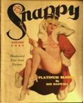 Snappy Magazine (1929-1938 Lowell-Merwil-D.M. Publishing) Pulp Vol. 16 #8