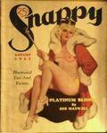 Snappy Magazine (1929-1938 Lowell-Merwil-D.M. Publishing) Pulp Vol. 16 #8