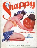 Snappy Magazine (1929-1938 Lowell-Merwil-D.M. Publishing) Pulp Vol. 16 #10