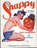 Snappy Magazine (1929-1938 Lowell-Merwil-D.M. Publishing) Pulp Vol. 16 #10