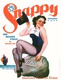 Snappy Magazine (1929-1938 Lowell-Merwil-D.M. Publishing) Pulp Vol. 16 #11