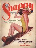 Snappy Magazine (1929-1938 Lowell-Merwil-D.M. Publishing) Pulp Vol. 16 #12