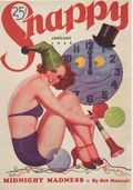 Snappy Magazine (1929-1938 Lowell-Merwil-D.M. Publishing) Pulp Vol. 17 #1