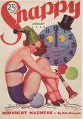 Snappy Magazine (1929-1938 Lowell-Merwil-D.M. Publishing) Pulp Vol. 17 #1