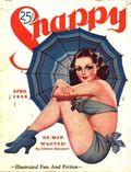 Snappy Magazine (1929-1938 Lowell-Merwil-D.M. Publishing) Pulp Vol. 17 #4