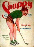 Snappy Magazine (1929-1938 Lowell-Merwil-D.M. Publishing) Pulp Vol. 17 #6
