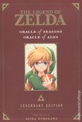 Legend of Zelda Oracle of Seasons/Oracle of Ages GN (2017 Viz) Legendary Edition 1-1ST