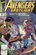 Avengers Spotlight (1989-1991 Marvel) 30