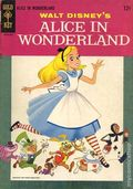 Alice in Wonderland (1965 Movie Comics Gold Key) 1
