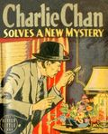 Charlie Chan Solves a New Mystery (1940 Whitman BLB) 1459