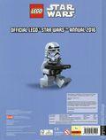 LEGO Star Wars Official Annual HC (2015-2017 Egmont) Disney 2016