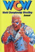 WCW World Championship Wrestling Official Annual HC (1992-1995 Marvel/Egmont) 1993