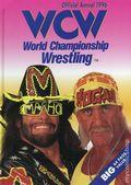 WCW World Championship Wrestling Official Annual HC (1992-1995 Marvel/Egmont) 1996