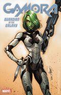 Gamora Guardian of the Galaxy TPB (2016 Marvel) 1-1ST
