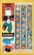 Popeye Funny Films (1934 Saalfield) 2093