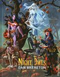 Night Owl Art Book HC (2019 Big Wow Art) By Daniel Brereton 1-1ST