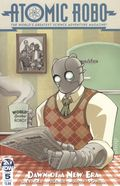 Atomic Robo and the Dawn af a New Era (2018 IDW) 5B
