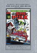 Marvel Masterworks Savage She-Hulk HC (2017 Marvel) 2-1ST