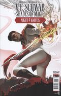 Shades of Magic The Steel Prince (2018 Titan Comics) 5A