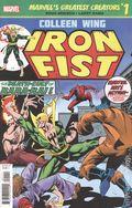 Marvel's Greatest Creators Iron Fist Colleen Wing (2019 Marvel) 1