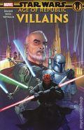Star Wars Age of Republic Villains TPB (2019 Marvel) 1-1ST