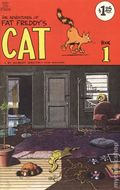 Adventures of Fat Freddy's Cat (1977-1992 Rip Off Press) #1, 6th Printing