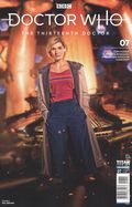 Doctor Who the Thirteenth Doctor (2018 Titan) 7B