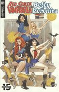 Red Sonja and Vampirella meet Betty and Veronica (2019 Dynamite) 1A
