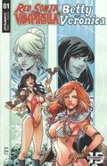 Red Sonja and Vampirella meet Betty and Veronica (2019 Dynamite) 1E